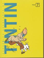 Tintin (France Loisirs 2018) -7- Volume 7