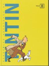 Tintin (France Loisirs 2018) -8- Volume 8