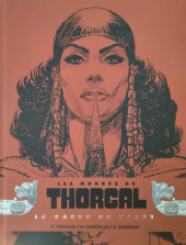 Thorgal (Les mondes de) - Kriss de Valnor -Int 7-8- La Dague du Temps