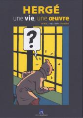 (AUT) Hergé -Cat- Hergé, une vie, une œuvre