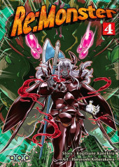 Re:monster -4- Tome 4