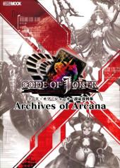 Code of Joker - Archives of Arcana