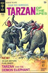 Tarzan of the Apes (Gold Key - 1962)