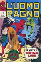 L'uomo Ragno V1 (Editoriale Corno - 1970)  -49- Trappola Tentacolare