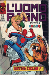 L'uomo Ragno V1 (Editoriale Corno - 1970)  -52- Arriva Ka-Zar