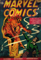 Marvel Mystery Comics (Timely - 1939) -1- Marvel Comics