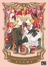 Card Captor Sakura -INT.TL5- Edition Deluxe - Tome 5