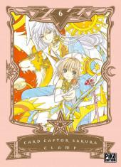 Card Captor Sakura -INT.TL6- Edition Deluxe - Tome 6