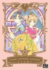Card Captor Sakura -INT.TL7- Edition Deluxe - Tome 7