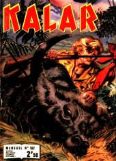 Kalar -182- La vengeance des tigres