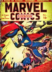 Marvel Mystery Comics (Timely - 1939) -2- (sans titre)
