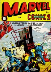 Marvel Mystery Comics (Timely - 1939) -4- (sans titre)