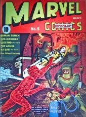 Marvel Mystery Comics (Timely - 1939)