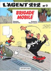 L'agent 212 -9a2003- Brigade mobile