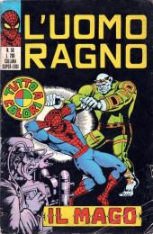 L'uomo Ragno V1 (Editoriale Corno - 1970)  -56- Il Mago