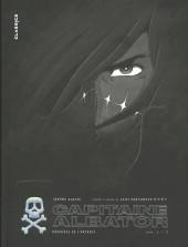 Capitaine Albator - Mémoires de l'Arcadia -1ES- Les doigts glacés de l'oubli