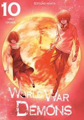 World War Demons -10- Tome 10