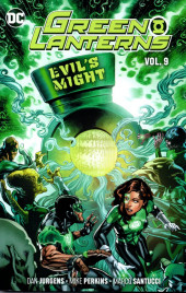 Green Lanterns (2016) -INT09- Evil's Might