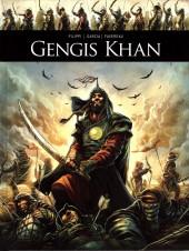 Ils ont fait l'Histoire -6FL- Gensis Khan
