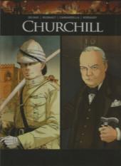 Ils ont fait l'Histoire -INTFL- Churchill 1/2