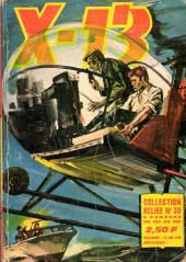 X-13 agent secret -Rec30- Collection reliée N°29 (du n°233 au n°240