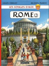 Alix (Les Voyages d') -8b- Rome (2)