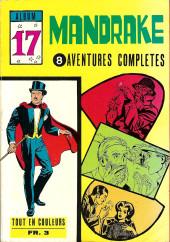 Mandrake (1re Série - Remparts) (Mondes Mystérieux - 1) -Rec17- Album n°17 (du n°228 au n°235)