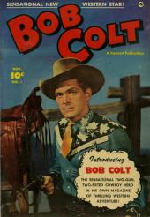 Bob Colt (1950) -1- Introducing Bob Colt
