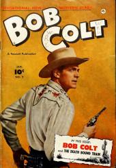 Bob Colt (1950) -2- The Death Bound Train