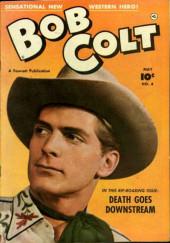 Bob Colt (1950) -4- Death Goes Downstream