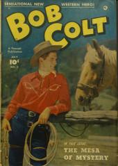 Bob Colt (1950) -5- The Mesa of Mystery
