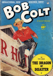 Bob Colt (1950) -7- The Dragon of Disaster