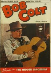 Bob Colt (1950) -9- The Hidden Hacienda