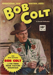 Bob Colt (1950) -10- The Fiend From Vulture Mountain
