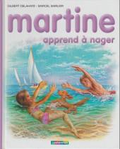Martine -25c- Martine apprend à nager