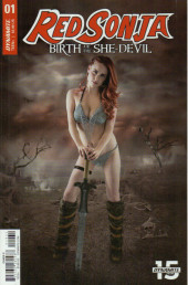 Red Sonja: Birth of the She Devil -1C- Issue #1