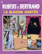 Robert et Bertrand -16- La maison hantée