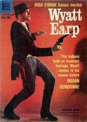 Hugh O'Brian Famous Marshall - Wyatt Earp (Dell - 1958)
