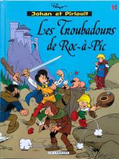 Johan et Pirlouit -15c16- Les troubadours de Roc-à-Pic