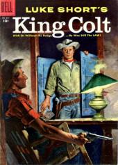 Four Color Comics (Dell - 1942) -651- Luke Short's King Colt