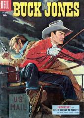 Four Color Comics (Dell - 1942) -652- Buck Jones