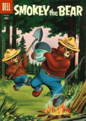 Four Color Comics (Dell - 1942) -653- Smokey the Bear