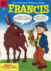 Four Color Comics (Dell - 1942) -655- Francis, The Famous Talking Mule