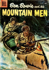 Four Color Comics (Dell - 1942) -657- Ben Bowie and his Mountain Men