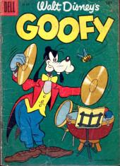 Four Color Comics (Dell - 1942) -658- Walt Disney's Goofy