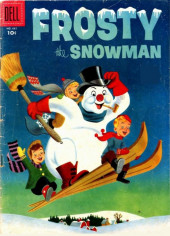 Four Color Comics (Dell - 1942) -661- Frosty the Snowman