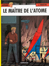Lefranc -17b2018- Le maître de l'atome