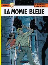 Lefranc -18a2017- La momie bleue