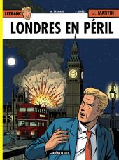 Lefranc -19a2017- Londres en péril