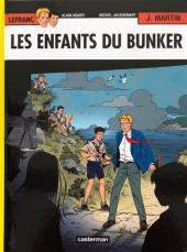 Lefranc -22a2016- Les enfants du bunker